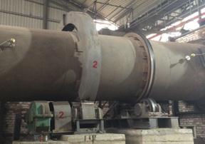 宁疆疆泰12台φ1.5×14米炭化炉